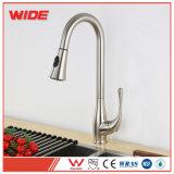La plupart des commerciaux durables tirez vers le bas le robinet de cuisine, évier de cuisine robinet mélangeur de pulvérisation