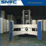 Forklift 5tons Diesel com rolo de papel Clmap