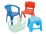 Mobiliário para bebé cadeira de plástico do molde (HY042)