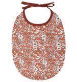 安い価格の赤ん坊の胸当ての有機性綿の小さい赤ん坊のためのかわいい方法胸当て