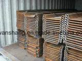Китай сделал горячекатаную стальную плиту S355