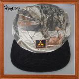 5つのパネルのCamoの余暇の帽子をカスタム設計しなさい