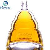 Förderung 1.5 L Whisky-Glasflasche im Feuerstein-Glas