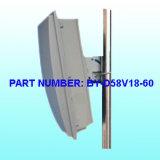 5.8GHz Mimo Antenne, Panel-Antennen-hoher Gewinn 18dBi