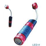 Сухая батарея гибкий светодиодный светильник (CC-021)