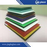 Aislados de cristal templado de vidrio laminado para la construcción