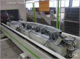 5 het Machinaal bewerken van de as de Bumper die van het Aluminium van het Centrum 1 Keer boren eindigt