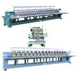 スパンコールによってコンピュータ化される刺繍機械