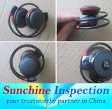 De Diensten van de Inspectie van de Inspectie van de Kwaliteit van de elektronika/QC van Hoofdtelefoons, van Hoofdtelefoons en van Oortelefoons