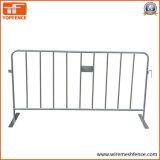 barriere galvanizzate tuffate calde di controllo di folla dei montanti di PCS di standard 17 di 2500mm x di 1090mm Europa