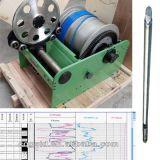 Геофизическое оборудование и а в скважину геофизических приборов регистрации с гаммой, Sp, сопротивления