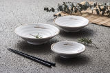 """Het Vaatwerk """"Celadon """" Diep /Dinnerware/Bowl van 100% van de Melamine (AMA71)"""