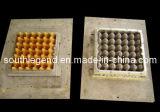 Moule de plateau à œufs de métal