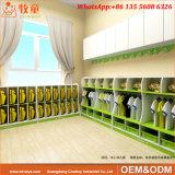 広州中国でなされる就学前の木の幼稚園の家具セット