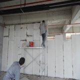 Geluiddicht/anti-Effect/het Gemakkelijke Comité van de Muur van het Cement van de Vezel van de Sandwich van de Installatie voor Bouw