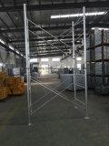 L'étayage échafaudage de trame avec l'acier galvanisé pour l'exportation