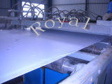 Machines de panneau de mousse de croûte/Semi-Croûte de PVC