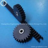 По-разному материалы и механизм реечной передачи шестерни шкафа шестерни Nylon66 размеров Nylon