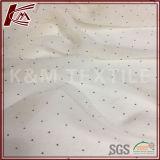 パターンしわのジョーゼット軽く柔らかく純粋な絹のカスタムファブリックGgt