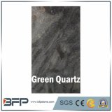 Quarzo arrugginito naturale di alta qualità per il controsoffitto della cucina/mattonelle di pavimento