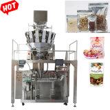 Sal de grânulo automática / Arroz / Feijão / Sementes / Spice saqueta de açúcar / máquina de embalagem Embalagem de Alimentos