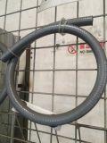 Conducto hermético de acero galvanizado del metal flexible