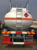 caminhão de tanque do óleo 20000L com o chassi de 6X2 JAC