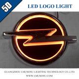 Lumière d'insigne de logo du véhicule DEL pour Opel