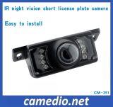 Macchina fotografica del recupero della targa di immatricolazione di Short dell'automobile di visione notturna di giorno di IR
