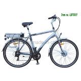 Hinteres Fahrrad der Träger-Batterie-E (LB7001)