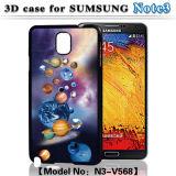 Estojo 3D para Samsung Note3 (N3- V568)