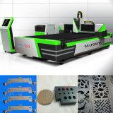 Macchina per il taglio di metalli del laser di CNC della fibra doppia dell'azionamento della strumentazione del laser