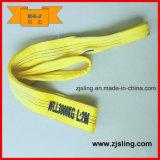 Imbracatura di sollevamento 1t-20t della tessitura del poliestere (personalizzata)