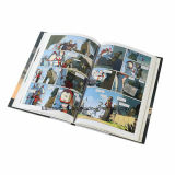Imprimantes de livre de couverture, (OEM-HC011) Impression de livres d'images