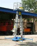油圧アルミニウム人員のプラットホームの上昇