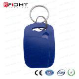 ABS impermeabile di vendita caldo RFID Keyfob per controllo di accesso