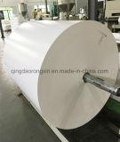 Papel revestido del solo PE lateral para el tazón de fuente de los tallarines de Corea
