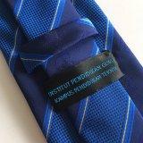 Tirante de logotipo personalizado de seda de poliéster (L049)
