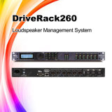 Driverack 260 de Digitale Correcte Bewerker van de Spreker van de Karaoke