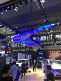 Свет выставки выставки автомобиля цвета СИД Гуанчжоу 31X10W белый автоматический