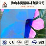 Strato solido del policarbonato per le costruzioni commerciali