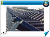 D89 * 305 Black Color Förderband Roller