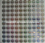Etiqueta holográfica perfeita das etiquetas hologramas particulares hologramas personalizadas de alta qualidade