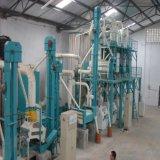 Critz de maïs de technologie neuve fraisant la centrale pour le marché de l'Afrique