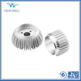 Подвергать механической обработке CNC части металла хорошей точности отделки алюминиевый