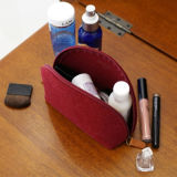 Поездки косметический набор подушек безопасности ретро считает мешок для макияжа