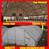 Tenda della tenda foranea della parte superiore del tetto del poligono delle 2018 radure per l'ospite di Seater della gente di festival 300