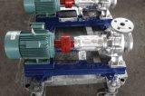 La pompe à huile à chaud de la circulation industrielle