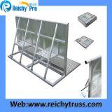 Aluminiumlegierung-materielle Masse-Steuersperre mit Multi-Gatter