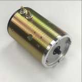 Custom Pulido pequeño motor de corriente continua para la bomba hidráulica
